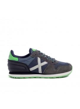 Sneakers Munich Massana 389 navy AI20