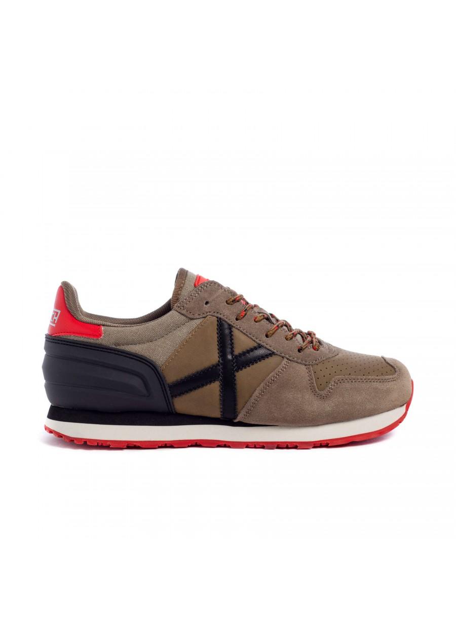 Sneakers Munich Massana 390 beige AI20