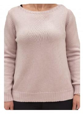 Girocollo Gran Sasso donna 23262 rosa