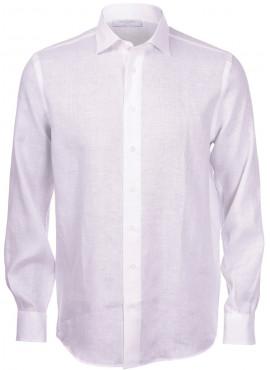 camicia gran sasso in lino 100%