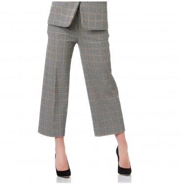 pantalone coulotte invernale