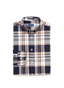 Oxford pettinato regular fit